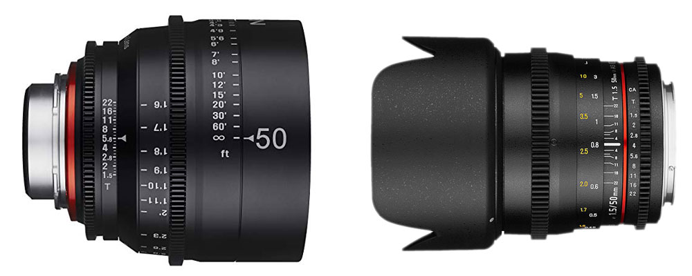 When NOT To Invest in Modern Budget Cinema Lenses Like